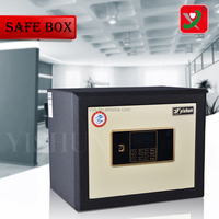 Top quality new design security supplies safes digital safe box/dimension for safe box