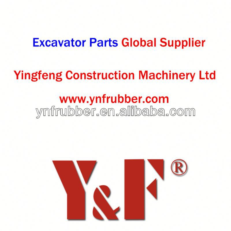 hydraulic grapple excavator parts for hitachi