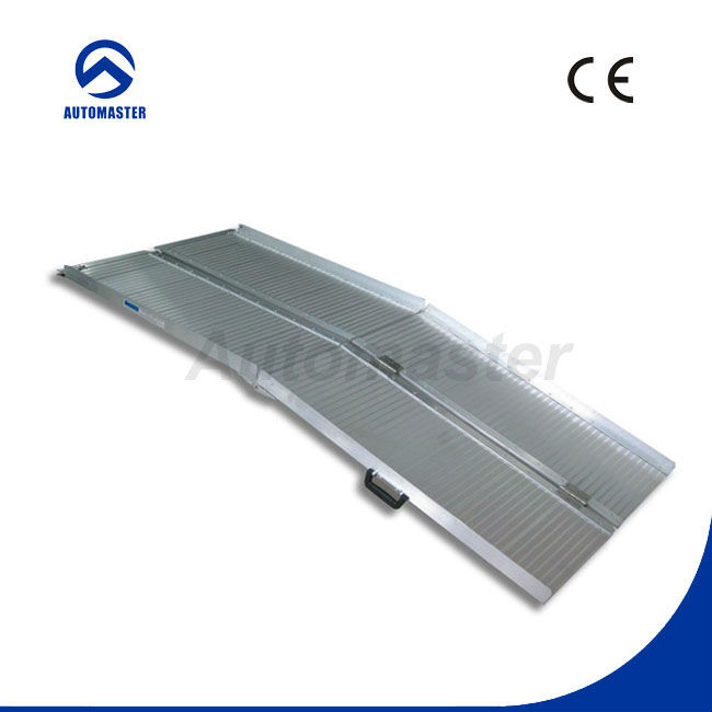 CE Approved Aluminium Telescopic Wheelchair Ramp