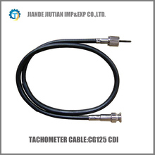 High Quality Motorcycle Spare Parts CG125 CDI Motorcycle Tachometer Cable