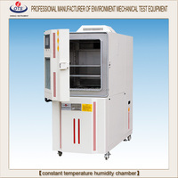 Programmable air moisture temperature measuring instrument for humidity control chambers