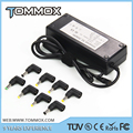 Tommox 120W-Converter AC to DC 12V 10A Max Universal Notebook Charger Adapter
