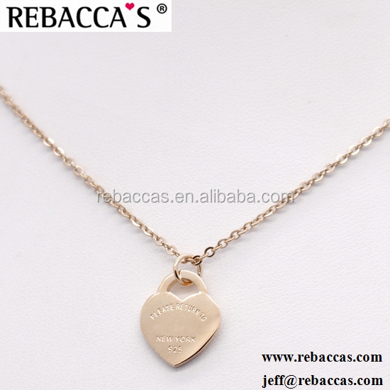 free shipping new gold necklace designs cute deer horn pendant 9 colors in stock