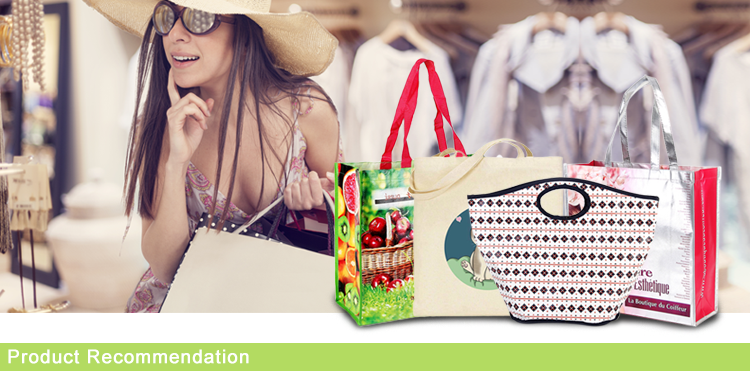Favorable Price Reusable Pp Woven Bag For Shopping