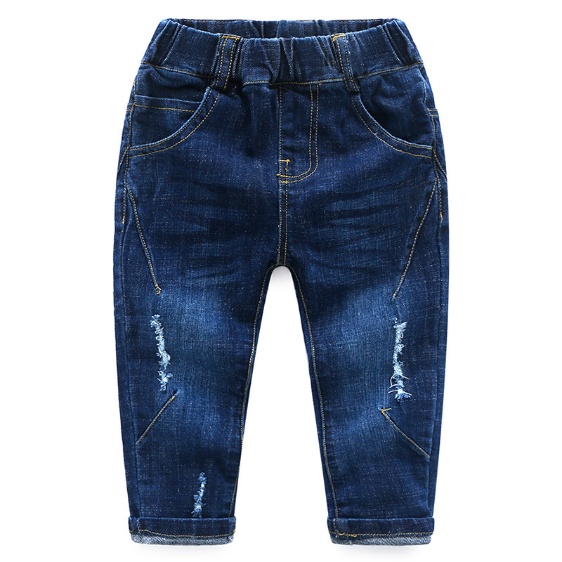2018 New Arrival BF XXX Photo Children Clothes Boys Spring Pant Jeans