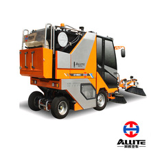 2016 new design multi functional compact road sweeper