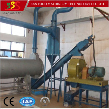 Animal offal poultry feather food waste recycling machine customized for sale