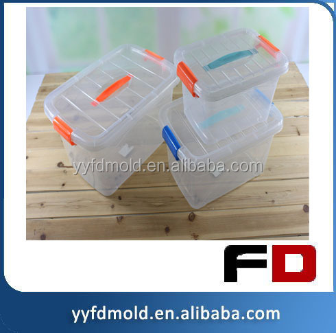 Supply Finest of Quality plastic injection boxes mold tooling