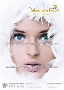 Color Contact Lens (12 Month / 3 Month / 1 Month / 1 Day)
