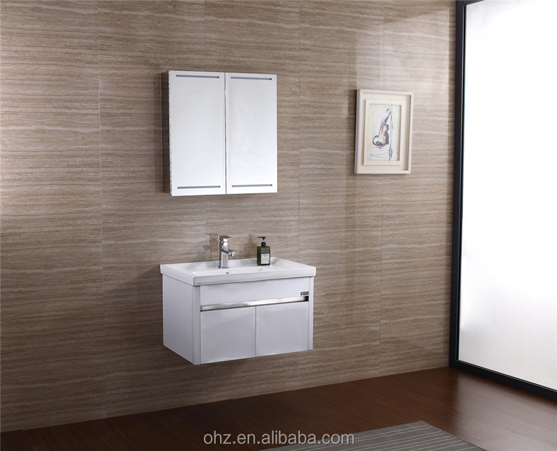Illumine Dual Stainless Steel Medicine Cabinet With Lighted Mirror: Waterproof Bathroom Vanity,Stainless Steel White Bathroom