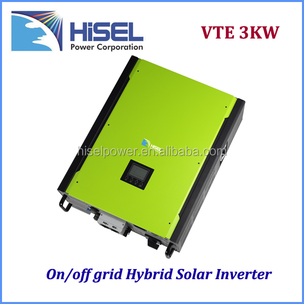 HiSEL infiniSolar 3kw to 10kw On-Grid inverter with energy storage infinisolar 10KW