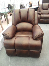 Modern Living Room Fabric Motion Recliner one seat Single chair For Sale,buy sofa from China ELVA