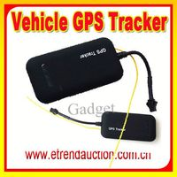 GPS Vehicle / Car / Truck Tracker With IOS App and Andriod App Mobile Phone GPS Tracker Waterproof Car cargo Tracking