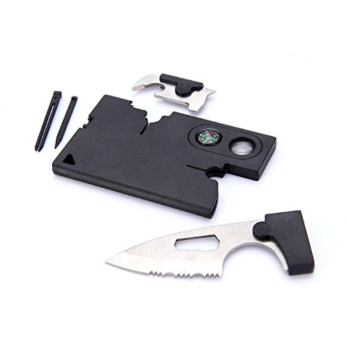 best selling products 2017 in usa outdoor camping multi tool credit card survival tactical knife