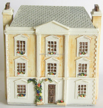 polystone miniatured building models,scaled historical building