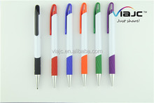 wholesales ABS press ball point pen with high quality for promotion