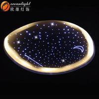 led sky star ceiling fiber optic lighting om121