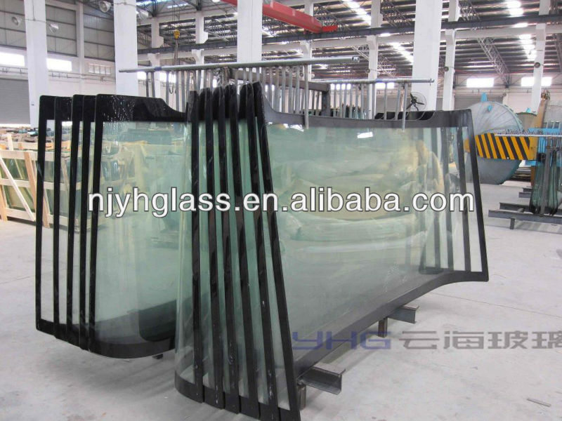 Car glass / windscreen / windshield / bus glass