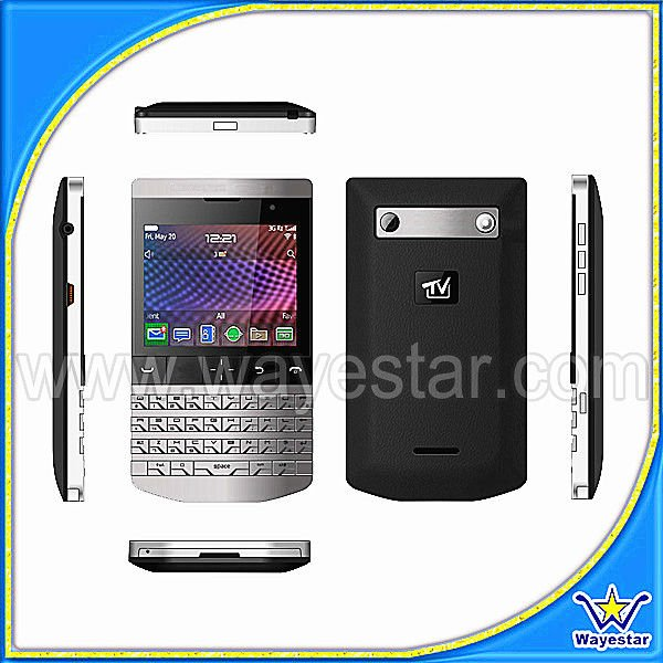TV WiFi Dual SIM Cards 9981 Mobile Phone