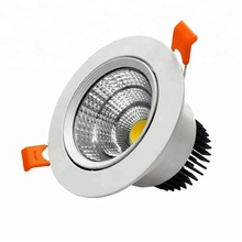 5W Aluminium Ceiling COB led downlight