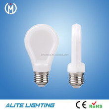 Slim style LED bulb ultra thin fashion Flat Design E27 strobe light