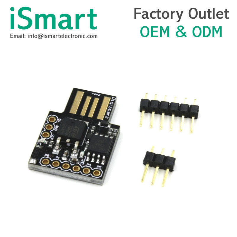 Digispark Kickstarter Common USB Development Board For ATTINY85