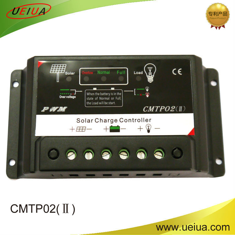 China alibaba supplier CMTP02 solar street light controller for 3 years warranty