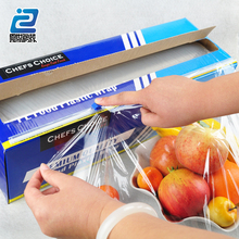 Strong Stretch Food Packing High Quality Pe Cling Film