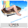 2015 Ultrathin body slimmer vibration plate,crazy fit massage with music and magnetotherapy