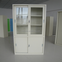 steel plastic handle office document steel file cabinet