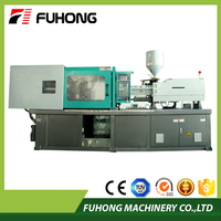 Ningbo fuhong 240ton plastic cup injection moulding making machine with servo motor