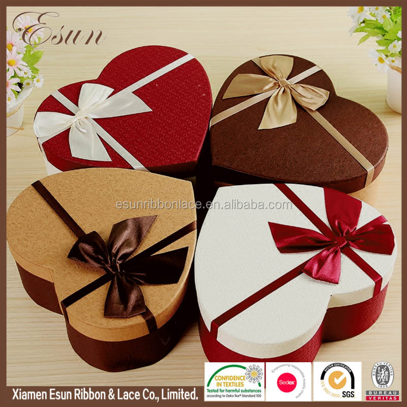 All occasions polyester wholesale satin ribbon bow for birthday gift packing