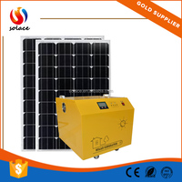 Roof mounting home high efficient bps 20000w solar generator