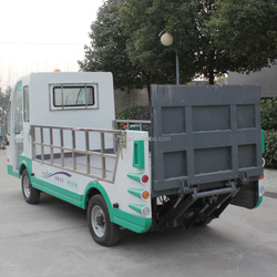 high quality electric truck,platform truck,cargo transport vehicle with low price for sale