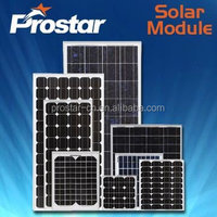 Prostar poly solar panels price list 250W PPS250W