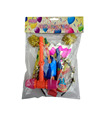 Hot Sale Girl Theme Party Supplies Set