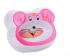 Hot selling cartoon melamine dog and cat bowl with lower price