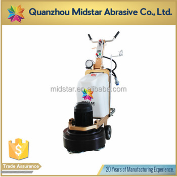 Floor grinder machine single phase