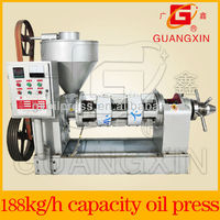 cold or hot linseed oil making machine with best price