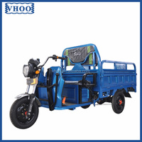 Open Type Electric Tricycle For Cargo