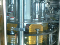 High Quality Bottle Vegetable Oil Filling Production Line