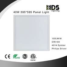 HDS 600x600 40W 220PCS Led Chips Square Led Panel Light
