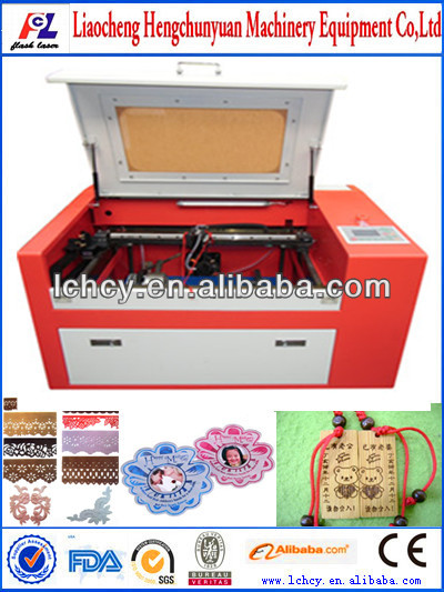 arts and crafts laser engraving & cutting machine