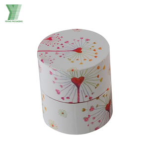 Fancy Design Rigid Cardboard Paper Child Birthday Christmas Gift Storage Tube Box