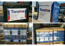 Transtone Cheap Vehicle Top Car Batteries For Electric Car Price