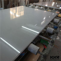 agglomerated quartz stone slab , Artificial marble stone price , 20mm artificial white quartz