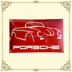 New design superior 2015 hot new car metal tin signs