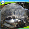 Lgloo customize inflatable bubble clear tent for decoration