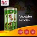 OEM wholesale vegetable noodles bulk B2B Chinese foods direct