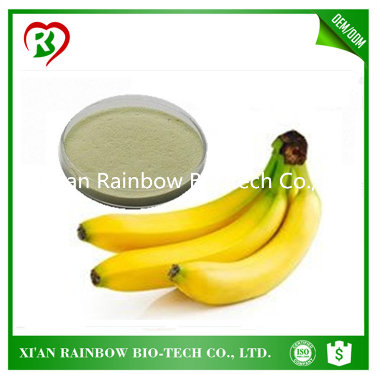 Professional gmp standard banana extract powder banana flour with CE certificate